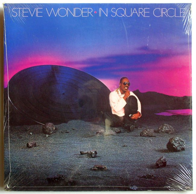 Stevie Wonder LP 1