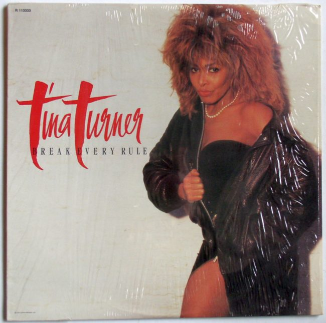 Tina Turner LP 1