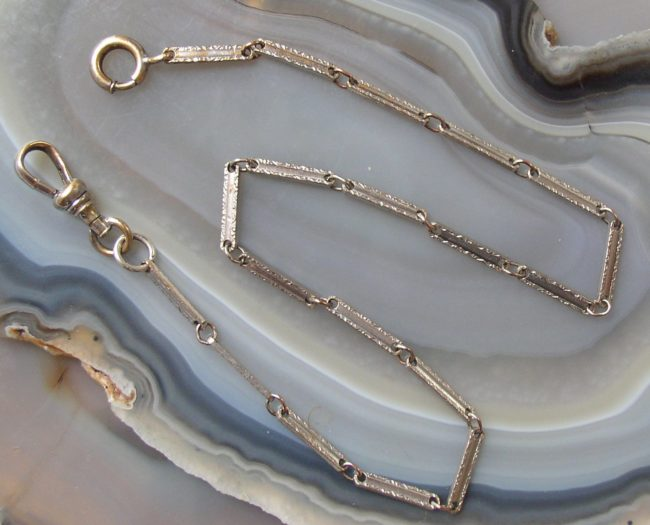 White Gold Chain 2