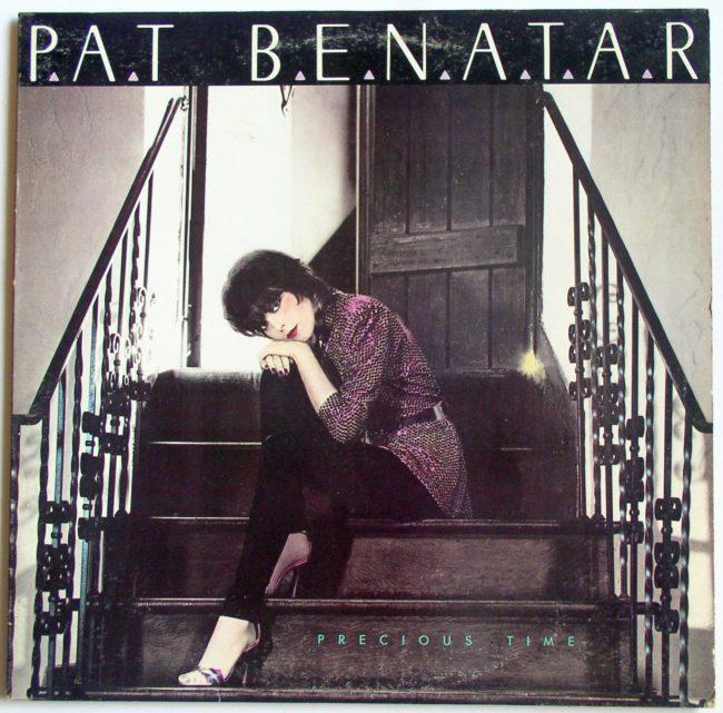 Pat Benatar LP 1