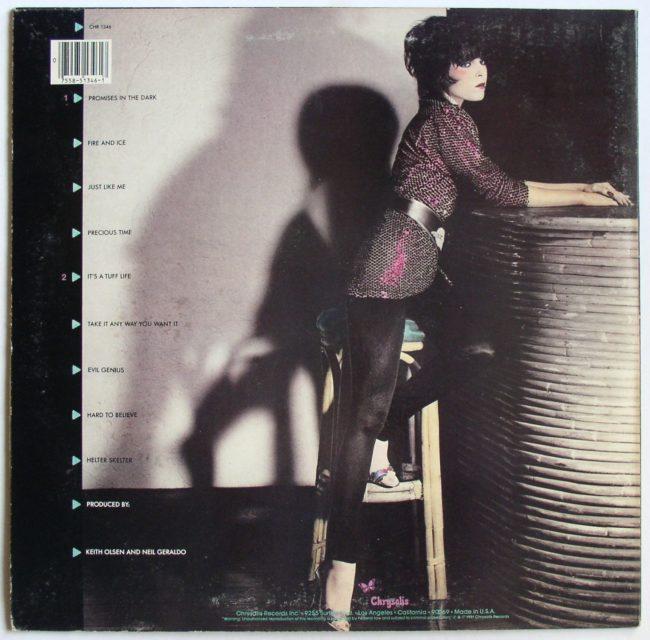 Pat Benatar LP 2