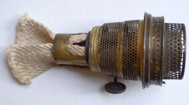 Brass Burner 3