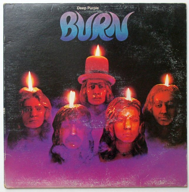 Deep Purple Burn 1