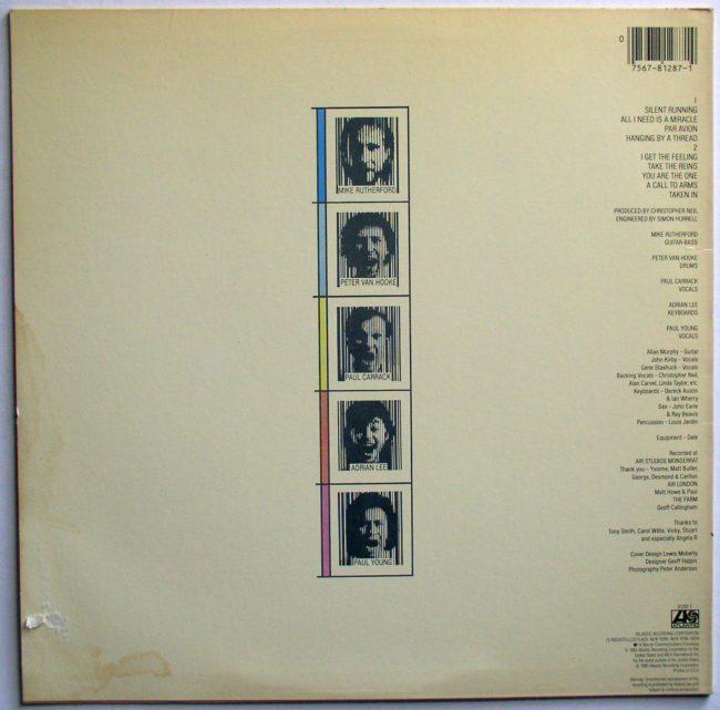 Mike + Mechanics LP 2