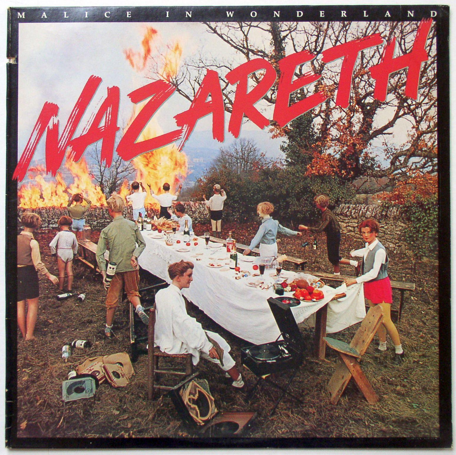 Nazareth Malice In Wonderland Thingery Previews