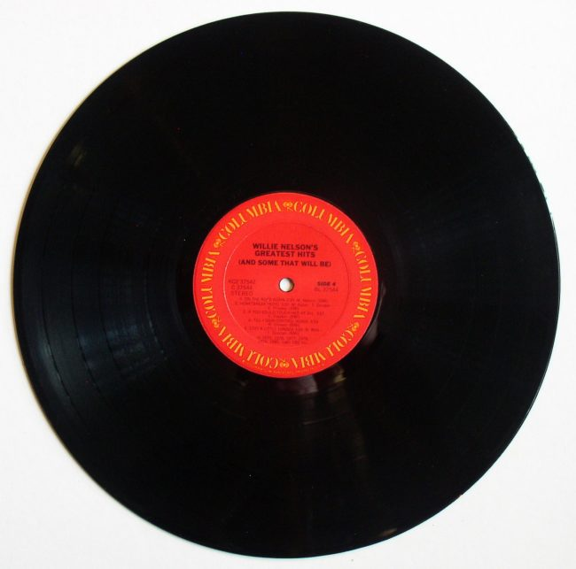 Nelson LP 7