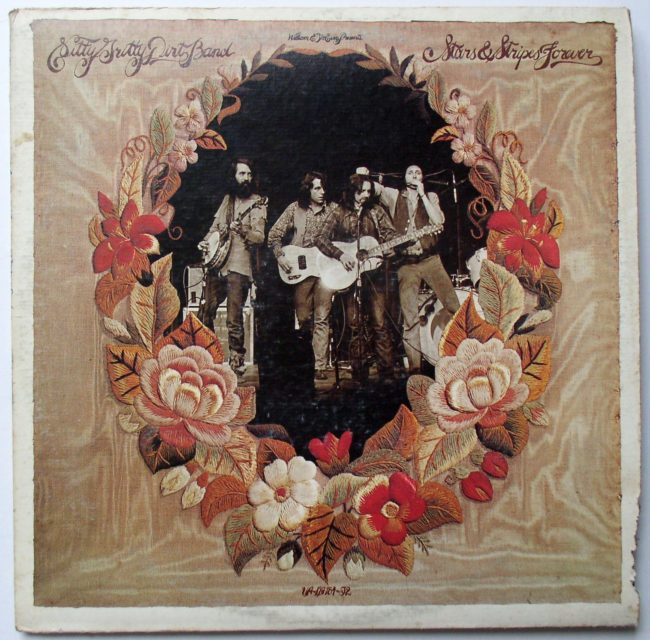 Nitty Gritty Dirt Band LP 1