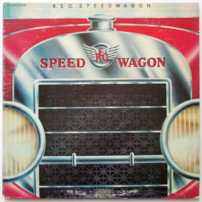 R.E.O. Speedwagon ST 1
