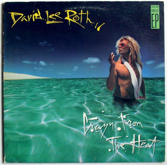 David Lee Roth EP 1