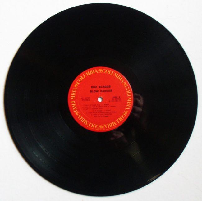 Boz Scaggs LP 4