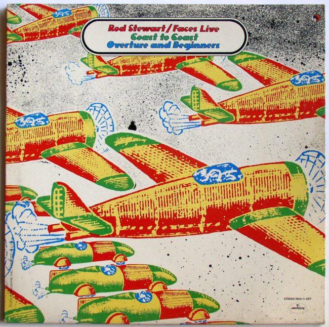 Rod Stewart LP 1