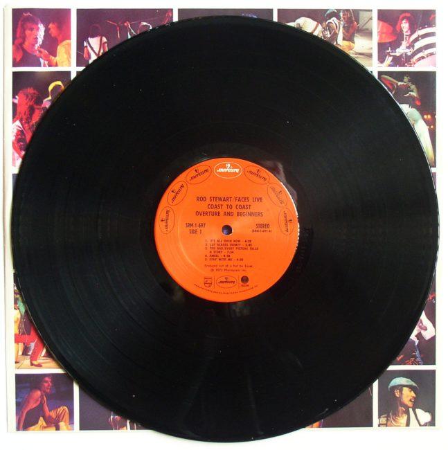 Rod Stewart LP 4