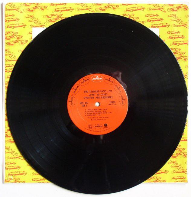 Rod Stewart LP 5