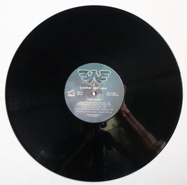 Waylon & Jessi LP 4