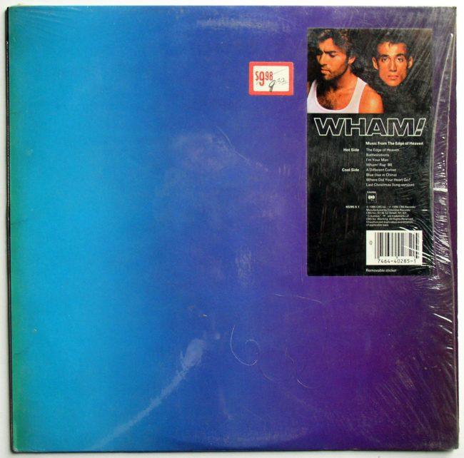 Wham LP 1