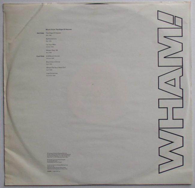 Wham LP 3