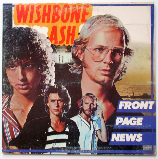 Wishbone Ash LP 1