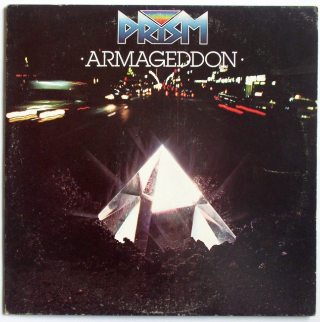 Prism / Armageddon LP 1