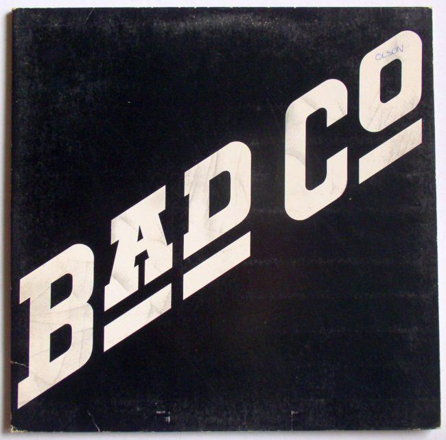 Bad Company LP 1