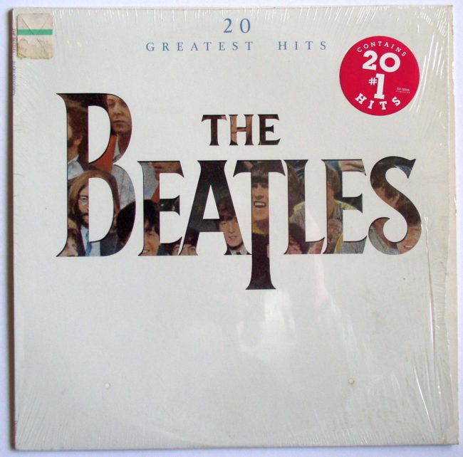 Beatles 20 Greatest Hits 1