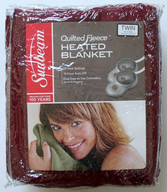 Heated Blanket 1