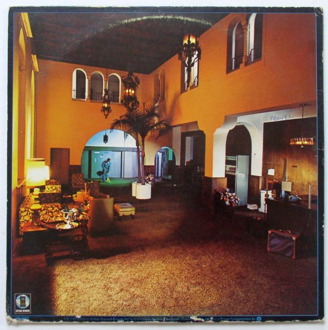 Eagles Hotel California 2