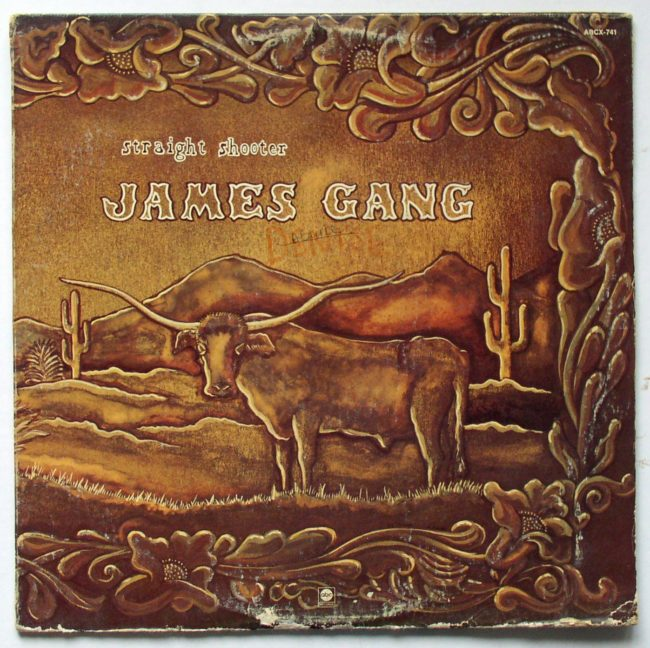 James Gang Straight Shooter 1