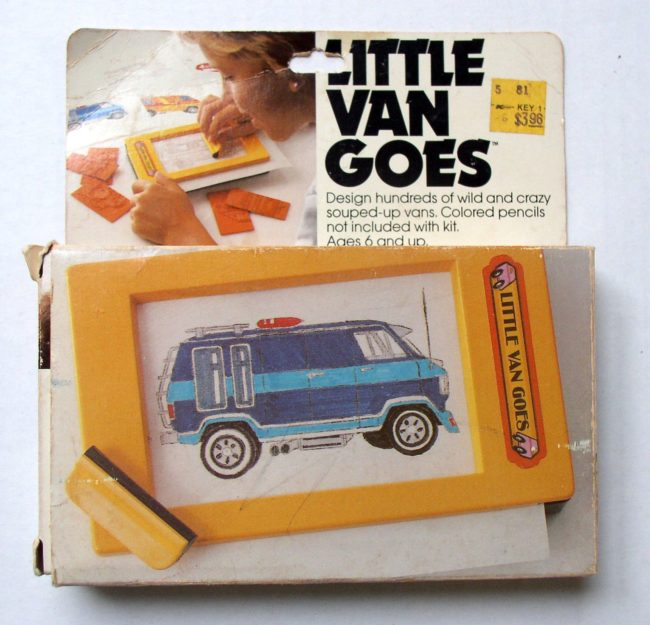 Little Van Goes 1
