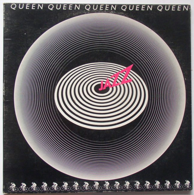 Queen Jazz LP 1