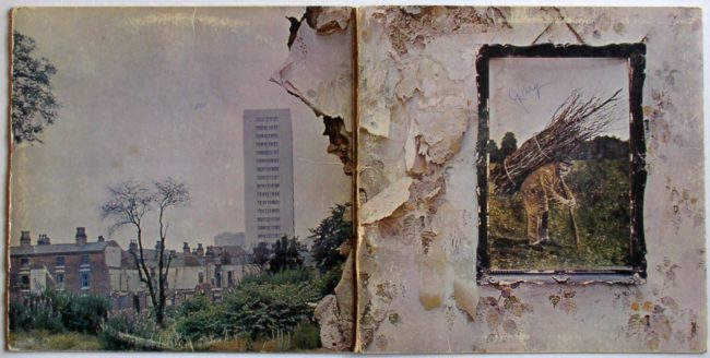 Led Zeppelin IV 1971 1