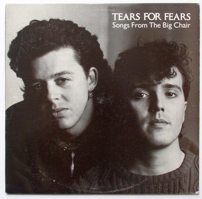 Tears For Fears LP 1